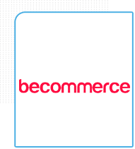 Logo da empresa BeCommerce parceira da eficaz Marketing