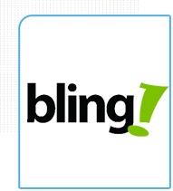 logo da Bling- empresa de ERP parceira da Eficaz Marketing