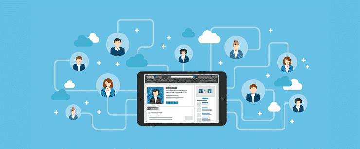 como usar linkedin para empresas