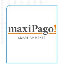 logo do intermediador de pagamento MaxiPago