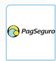 logo do intermediador de pagamento Pagserguro