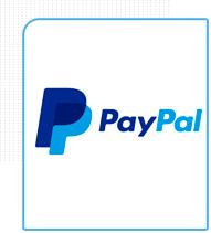 logo do intermediador de pagamento PayPal