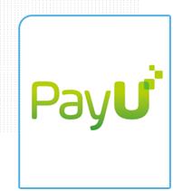 logo do intermediador de pagamento Payu
