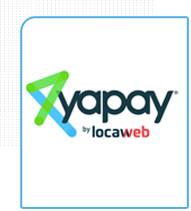 logo do intermediador de pagamento Yapay