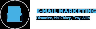ícone de carta, representa o e-mail marketing, serviço oferecido pela Eficaz Marketing