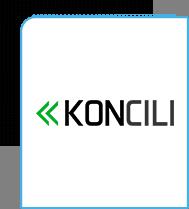 Logo do koncili - sistema integrador com marketplace