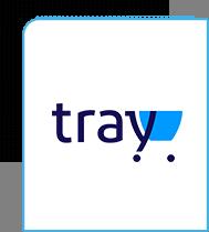 logo da plataforma de e-commerceTray