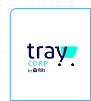 logo da plataforma de e-commerce TrayCorp By Fbits