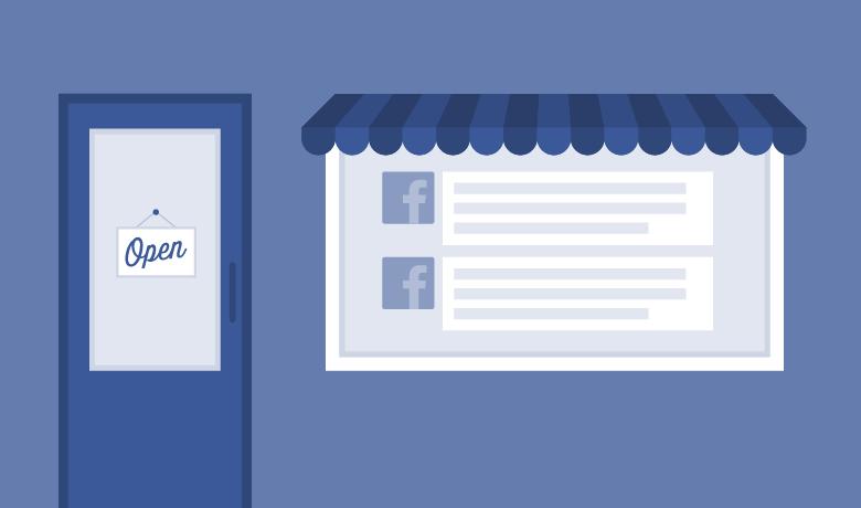 Transforme seu perfil em uma página no Facebook