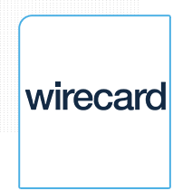 logo do intermediador de pagamento Wirecard