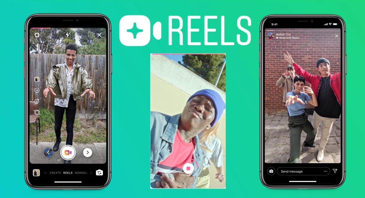 Novo Recurso Instagram Reels