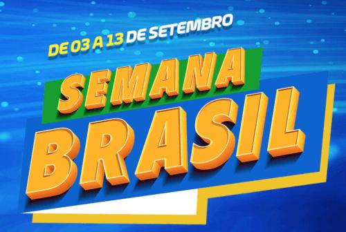 Semana do Brasil - 03 a 13 de setembro 2020