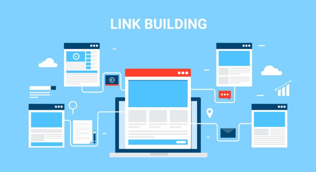 Estratégias de seo e link building