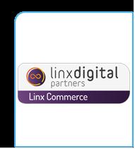 logo da plataforma Linx