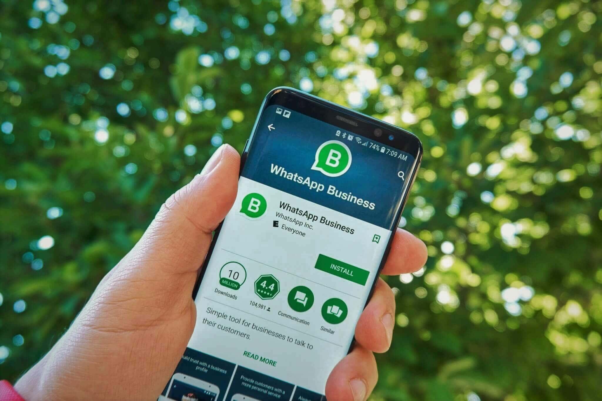dicas de vendas pelo whatsapp business